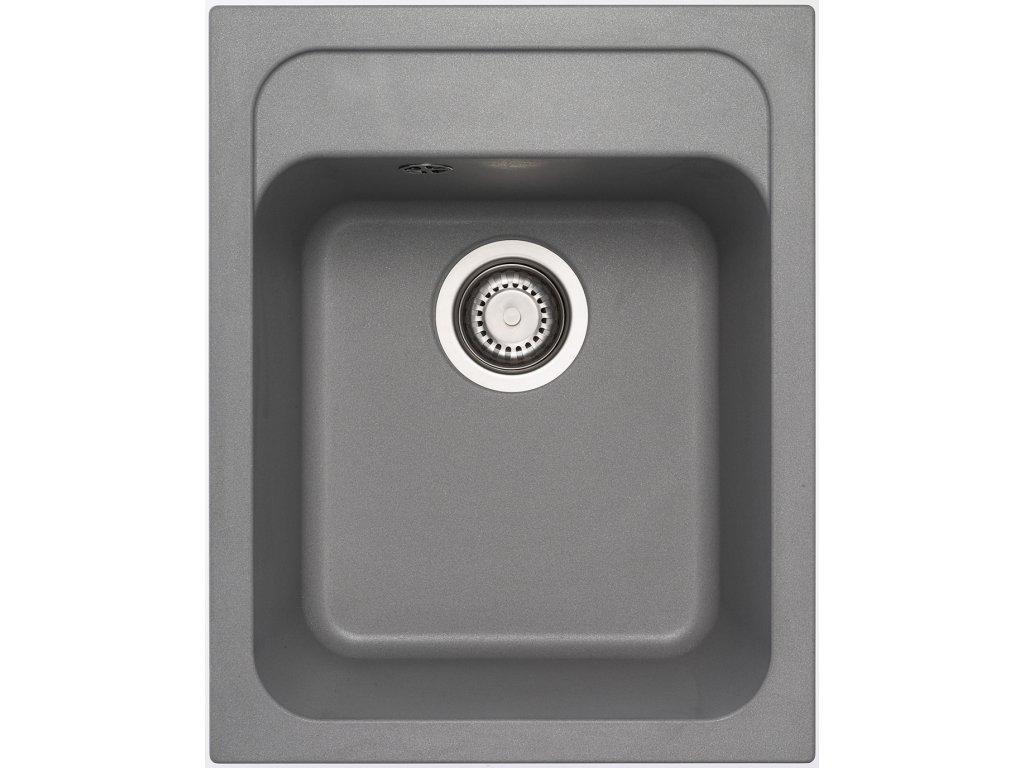46830 granitovy drez sinks classic 400 titanium