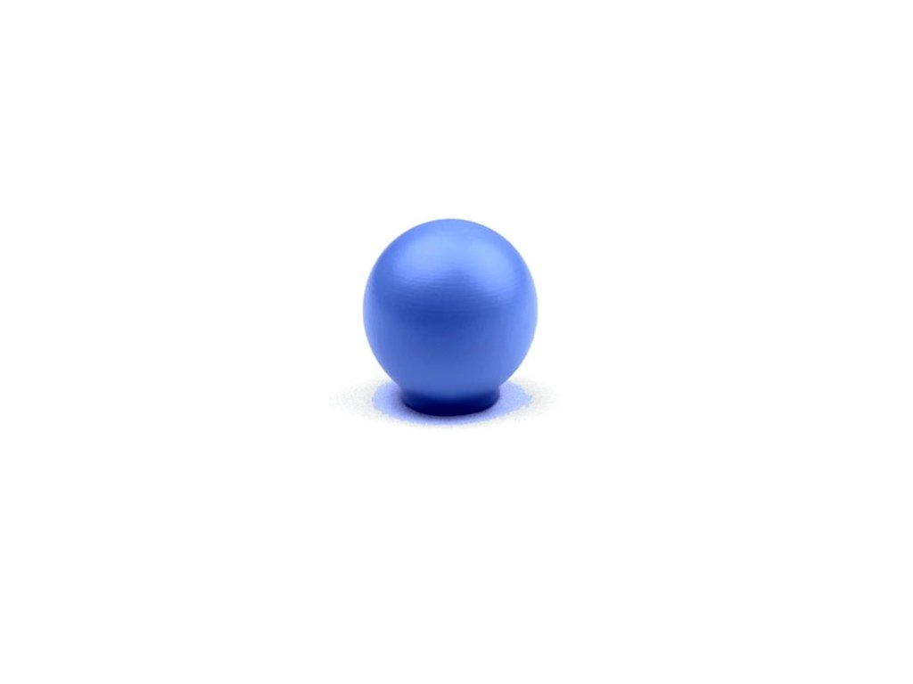 nabytkova knopka BALA tmave modra