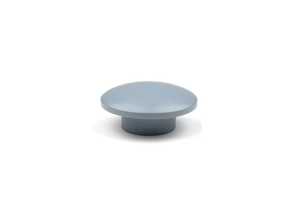 nabytkova knopka SOLA modra