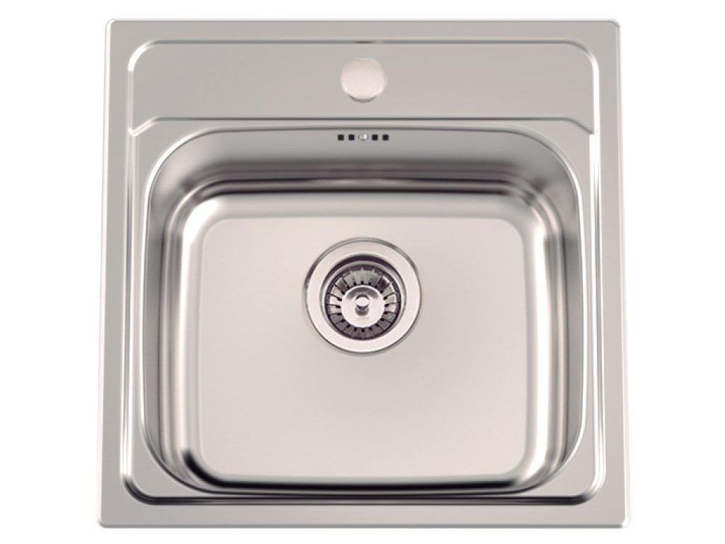 81110 kuchynsky nerezovy drez sinks manaus 480 v lesteny