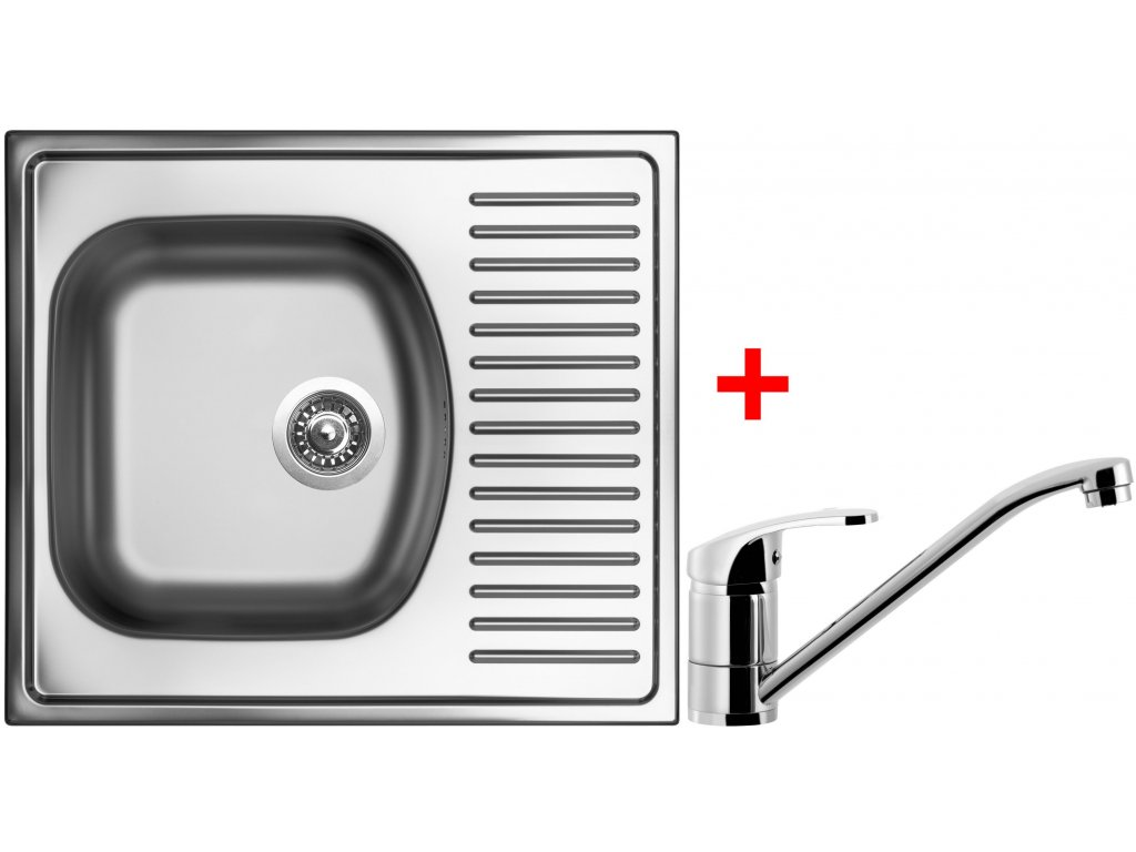 81512 akcni set sinks short 580 v matny baterie pronto