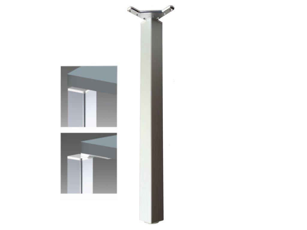 5073 stolova noha camar step 60 profilovany hlinik