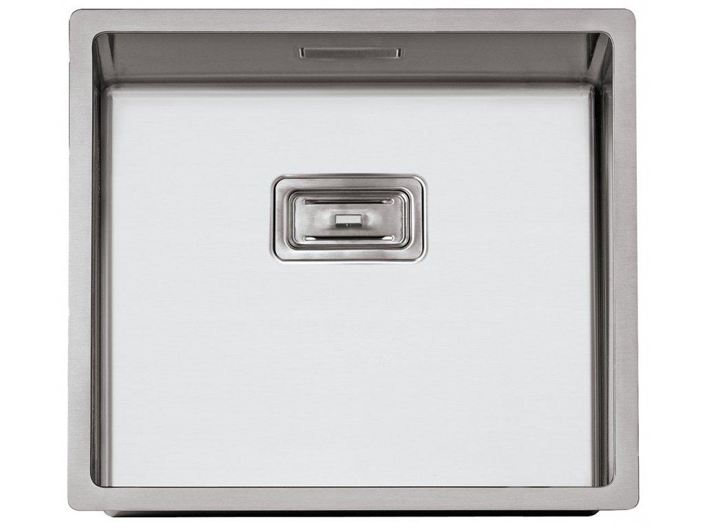 5793 kuchynsky nerezovy drez sinks box 500 fi