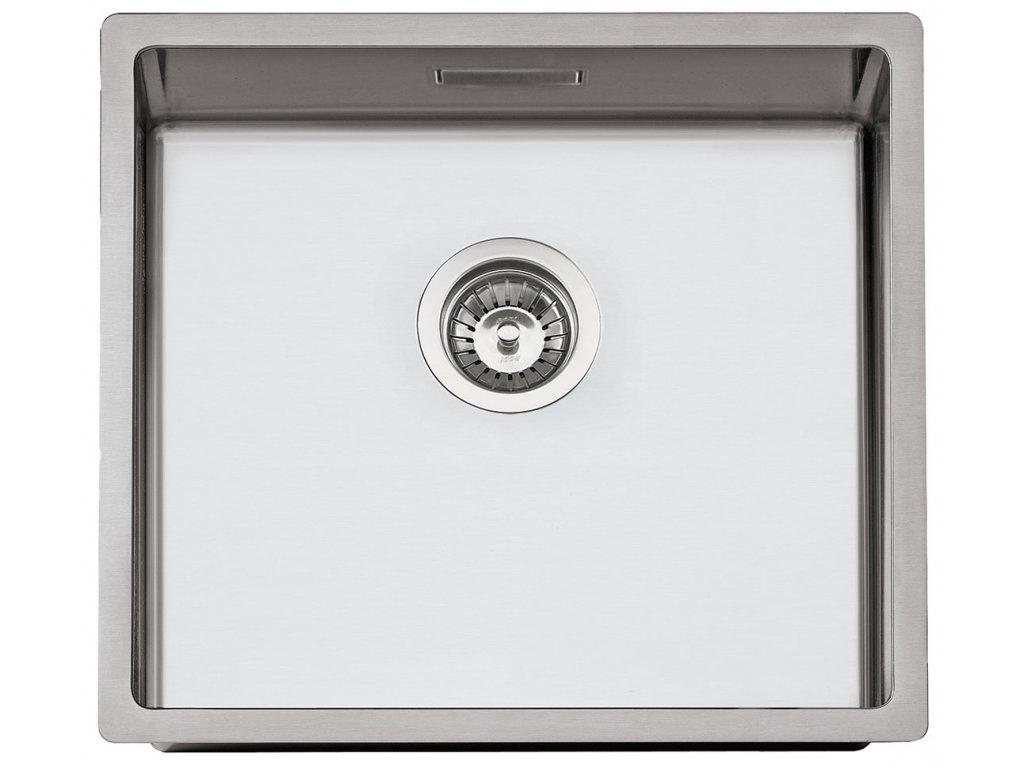 5796 5 kuchynsky nerezovy drez sinks box 500 ro