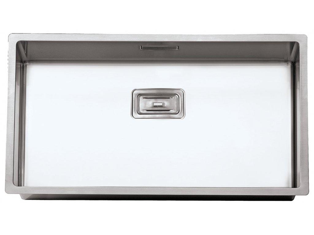 5841 kuchynsky nerezovy drez sinks box 790 fi