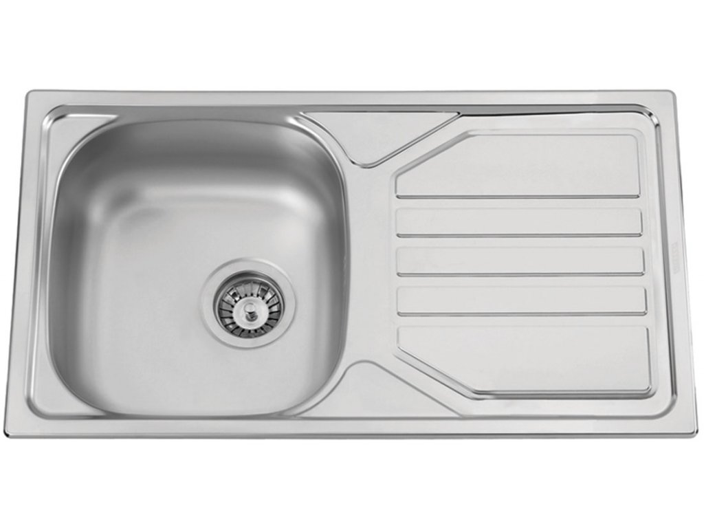 6018 5 kuchynsky nerezovy drez sinks okio 780 v lesteny