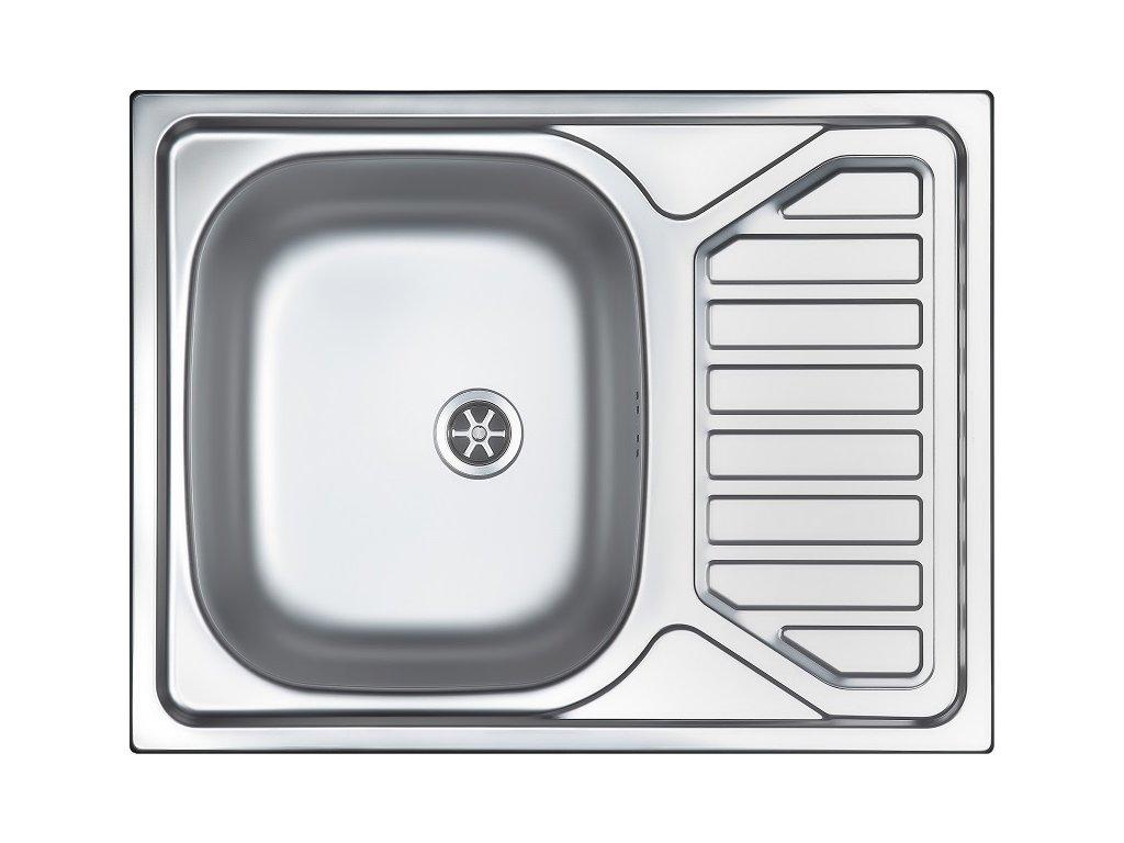 6057 5 kuchynsky nerezovy drez sinks okio 650 m matny