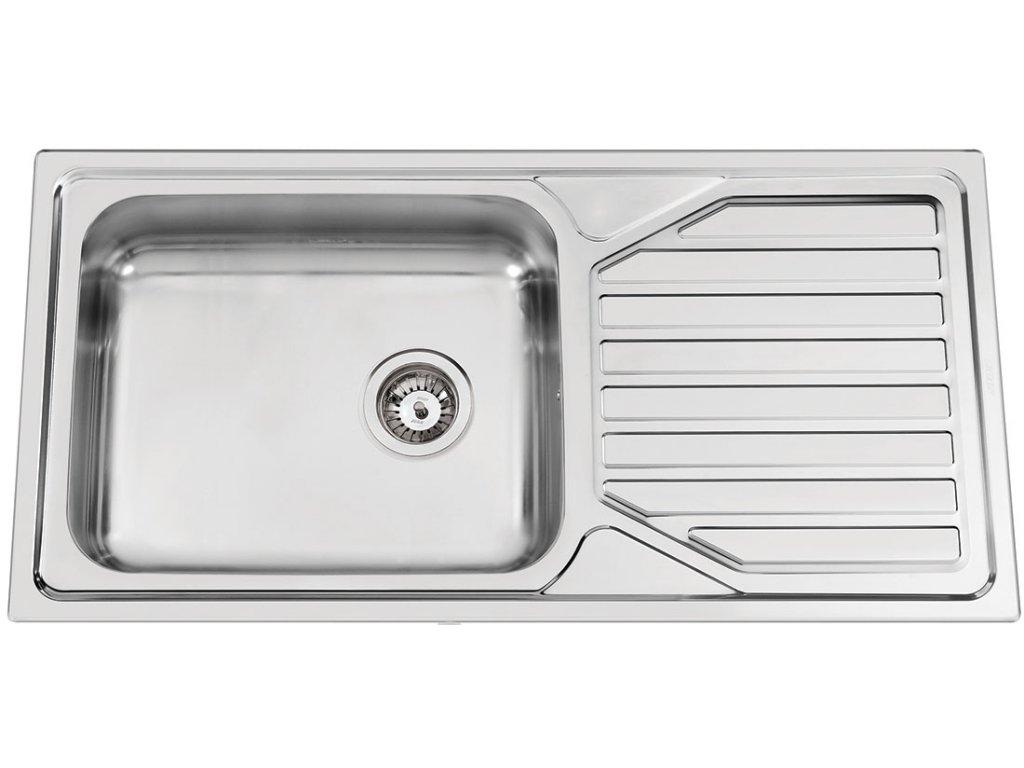 6117 5 kuchynsky nerezovy drez sinks okioplus 1000 v