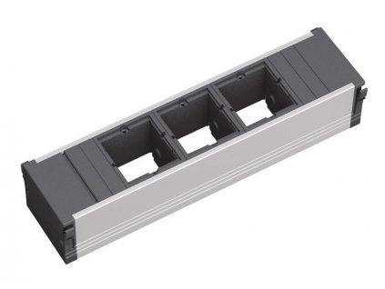 bachmann coni zasuvkova jednotka 3x uzivatelsky modul 912.000