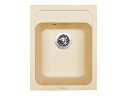 3816 4 granitovy drez sinks classic 400 sahara
