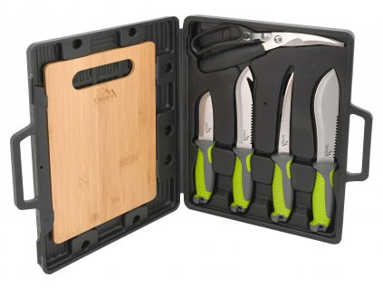 Grilovací nože sada 4+1+1 13110