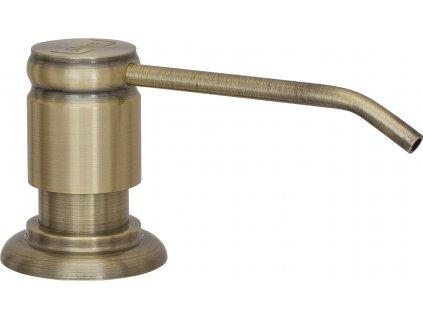 Dávkovač saponátu Sinks RETRO bronz