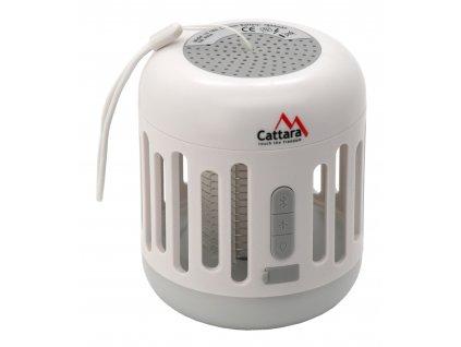 Svítilna MUSIC CAGE Bluetooth nabíjecí + UV lapač hmyzu 13185