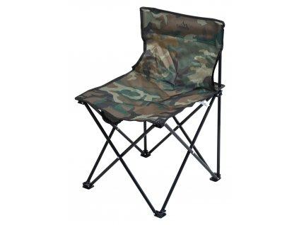 Židle kempingová skládací LIPARI ARMY 13452