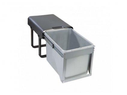 5247 1 odpadkovy kos sinks ekko front 40 1x34l
