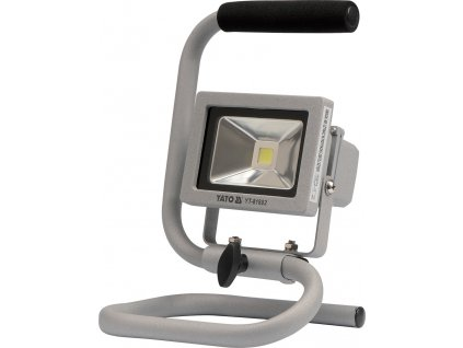 Reflektor přenosný s vysoce svítivou COB LED, 10W, 700lm, IP65, 1,8m kabel YT-81802