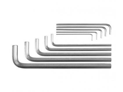 Sada klíčů imbus 10 ks extradelší box YT-0519