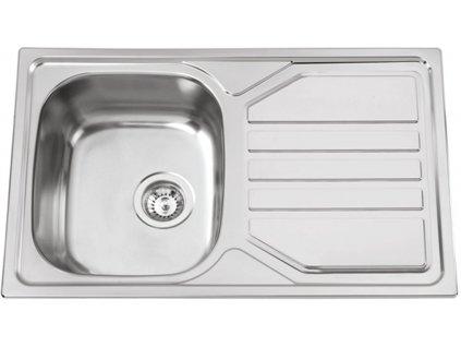 6024 5 kuchynsky nerezovy drez sinks okio 800 v lesteny