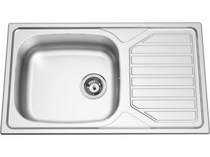 6105 kuchynsky nerezovy drez sinks okio 860 xxl v lesteny