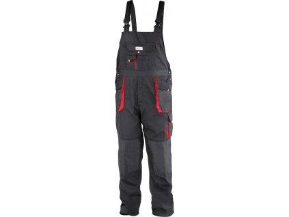Pracovní kalhoty laclové DUERO vel. XXL YT-8034