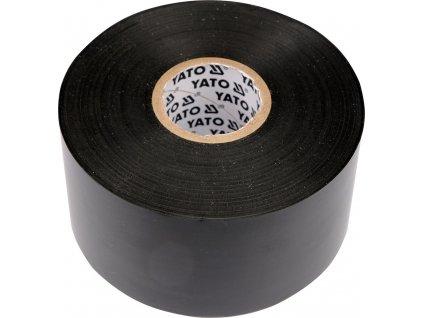 Páska izolační 55 x 0,19 mm x 33 m černá YT-8177