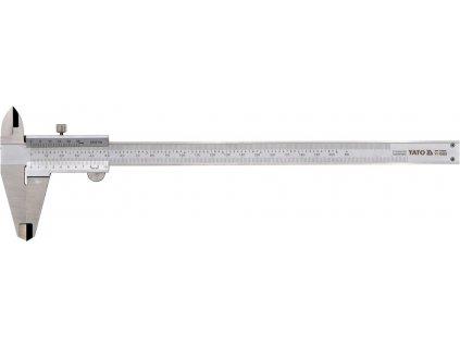 Měřítko posuvné 200 x 0,02 mm YT-72003