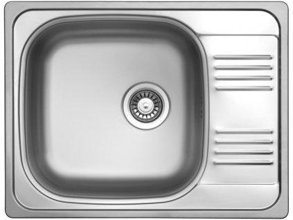 6495 5 kuchynsky nerezovy drez sinks grand 652 v