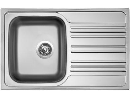 6528 5 kuchynsky nerezovy drez sinks star 780 v