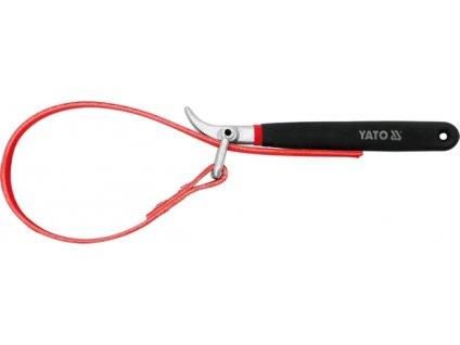 Klíč na olejový filtr 80-160mm YT-0824