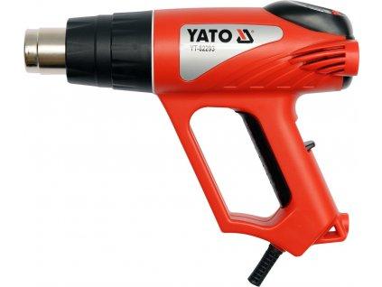 Pistole opalovací 2000 W s příslušenstvím YT-82293