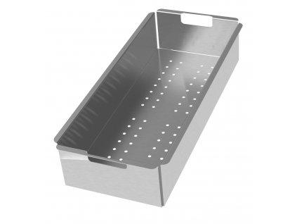 Sinks CEDNÍK NEREZ SD240