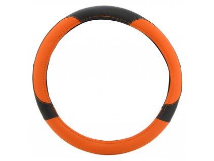 Potah volantu COLOR LINE oranžový 31453