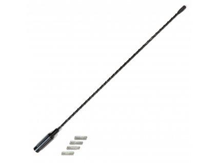 Anténní prut 40cm s redukcemi 03176
