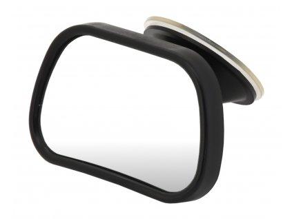 Zrcátko dětské na čelní sklo 90x60mm 05241