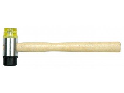 Palička kov/guma 35 mm TO-33950