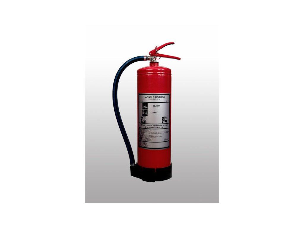 FM-200 hasicí přístroje