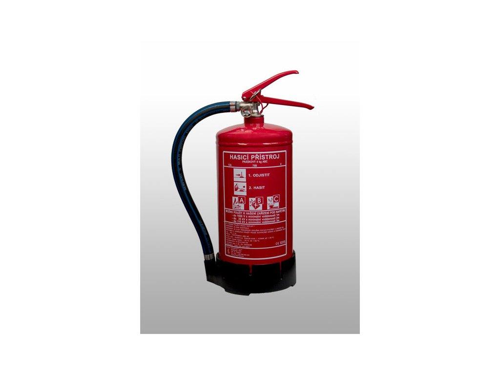 Hasicí přístroj práškový PG4LE