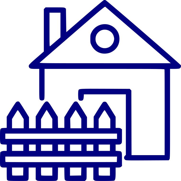 Prvky z gumového recyklátu pro dům, zahradu, garáž a dílnu