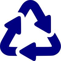 Gumový recyklát- pásy a desky