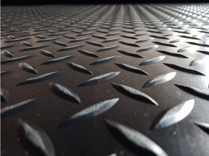 Průmyslová rohož 3mm GP9 desén: slzička