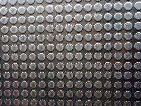 Gumový koberec průmyslový GP8 desén: penízek