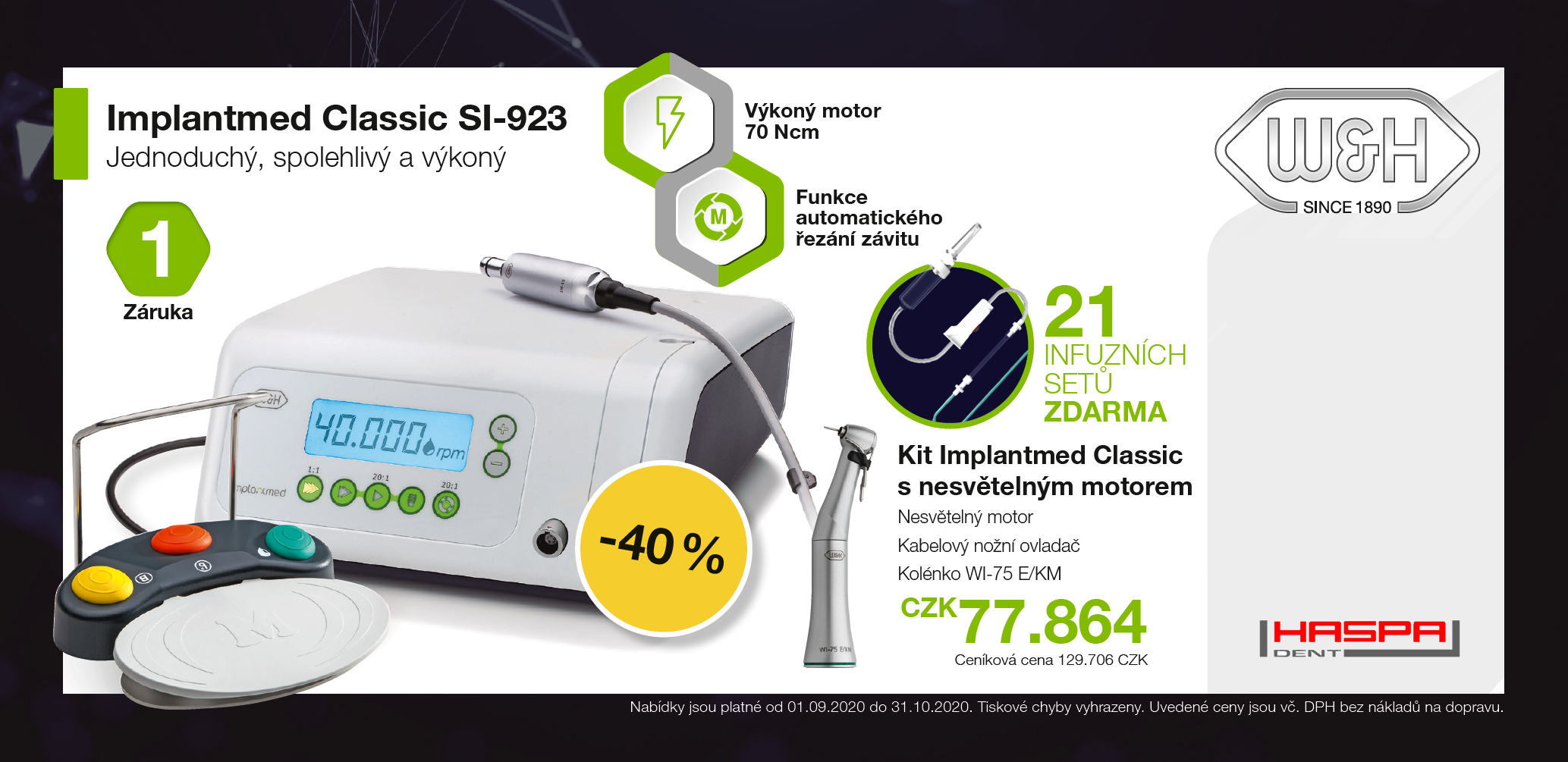 Implantmed Classic SI-923