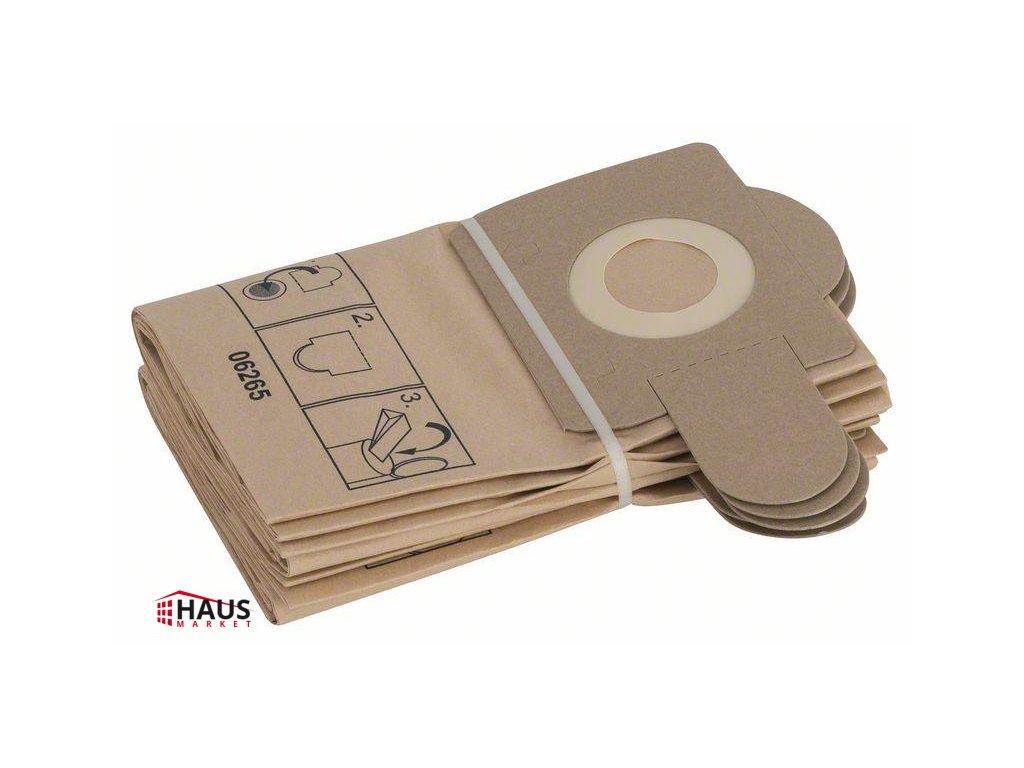 38017 papierove filtracne vrecko bosch 2 605 411 150