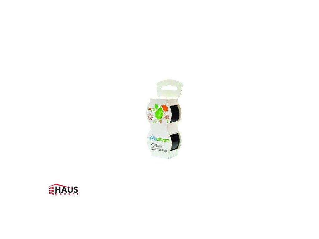 39712 sodastream viecko cierne na plast flase 2 ks