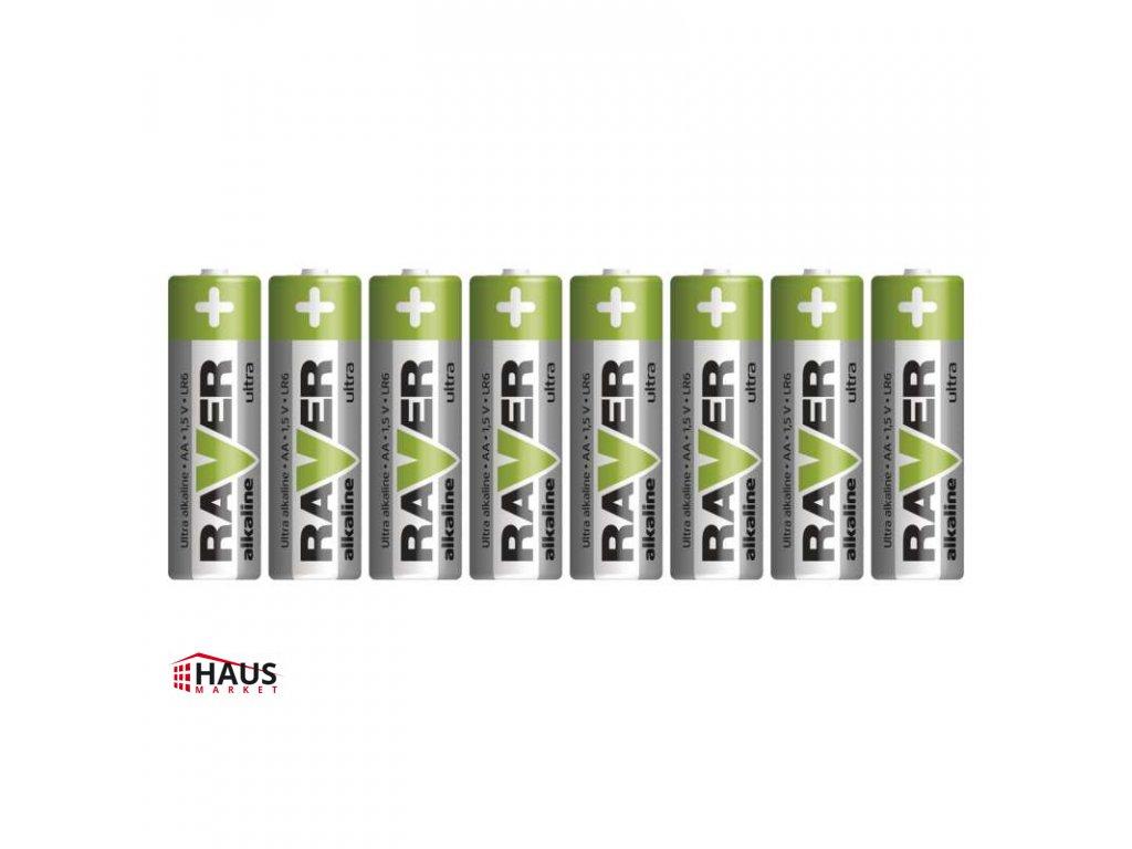 Alkalická batéria RAVER LR6 (AA) B79218