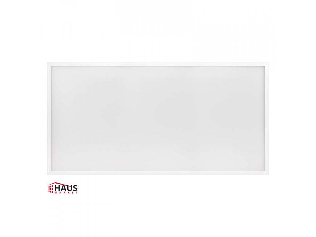 LED panel 30×60, obdĺžnikový vstavaný biely, 18W neutr. b. ZR2212