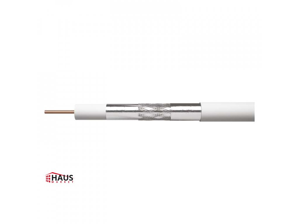 Koaxiálny kábel CB500, 250m S5253