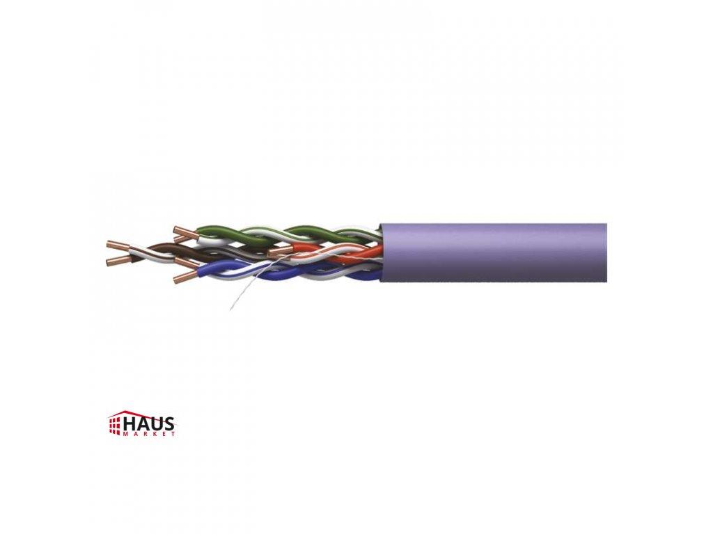 Datový kábel UTP CAT 5E LSZH, 305m S9129