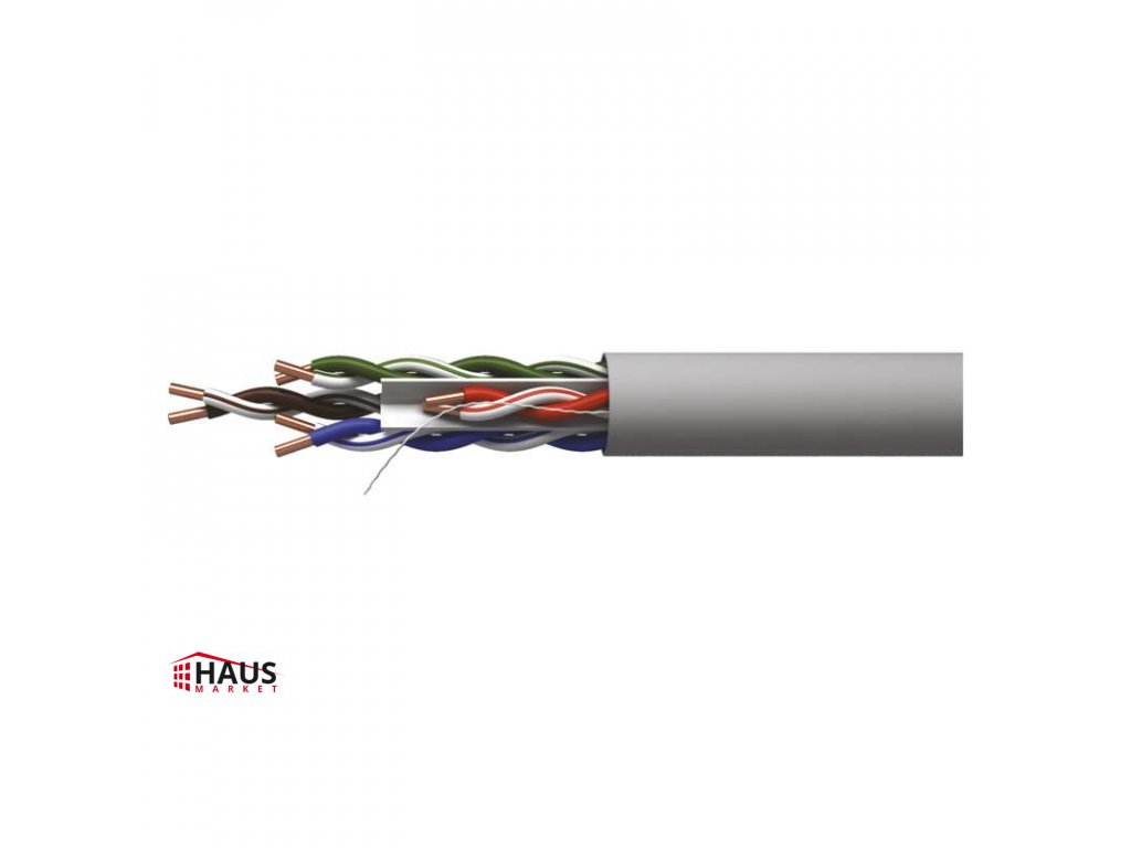 Datový kábel UTP CAT 6, 305m S9131