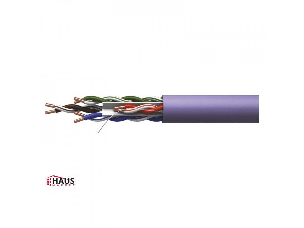 Datový kábel UTP CAT 6 LSZH, 305m S9132
